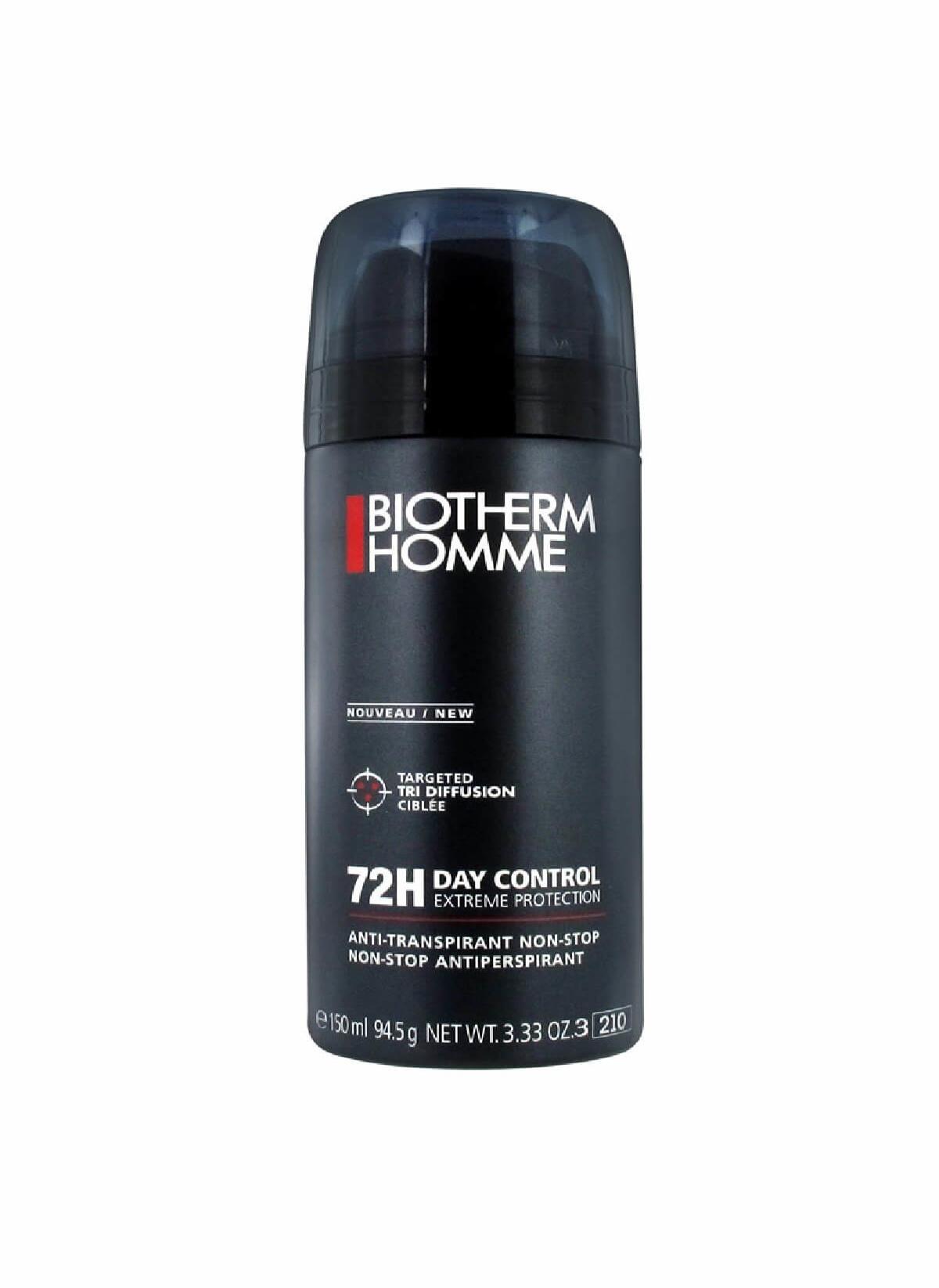 Erkek Biotherm Homme 72H Day Control Non-Stop Antiperspirant 150 Ml